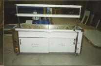 Twin Element Twin Overshelf Unit